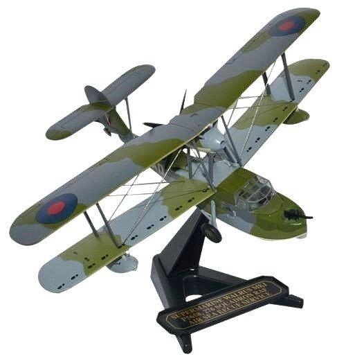 Vuelta de 10 dias Oxford Oxford Oxford 1 72 súpermarine Gaviotas   Walrus Raf Aire Mar Rescate 276 Squadron  marca famosa