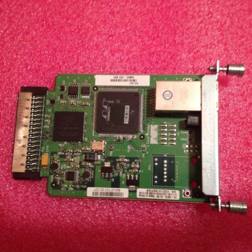 1 Year Warranty! Cisco HWIC-1FE Fast Ethernet Layer 3 WAN Interface Card