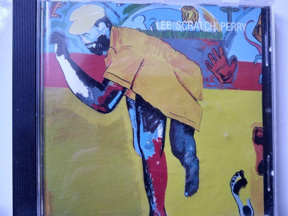 "Lee ""Scratch"" Perry: Raggae Hits, reggae"