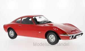 Opel GT 1968 rosso 1 12 premium classixxs  New