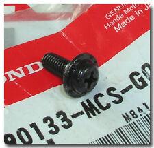 HONDA ST1300 ST1300A ST1300O ST1300PA FAIRING / TAILLIGHT SCREW 90133-MCS-G00