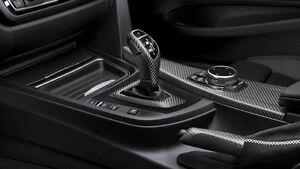 Brand-New-Genuine-BMW-M-Performance-Carbon-Gear-Selector-Trim-61312250698