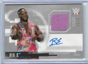 U-Pick From List UR-XX 2018 TOPPS WWE UNDISPUTED AUTHENTIC SHIRT RELIC CARDS