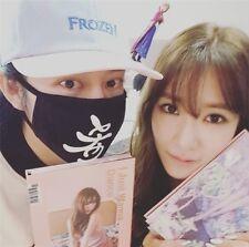 KPOP Super Junior Mouth Mask SJ HeeChul Muffle Antidust Face