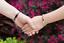 Coppia-Bracciale-Uomo-Braccialetto-Donna-Acciaio-Inox-Steel-Fidanzamento-Regalo miniatura 10