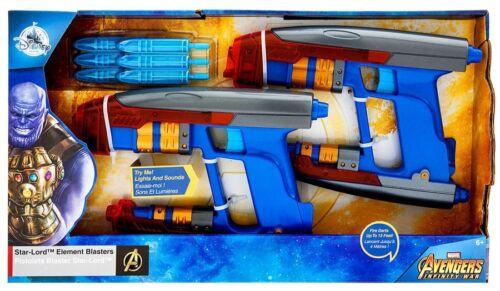 Marvel Avengers: infinity war Star-Lord élément Blasters Exclusive Thundercats