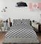 Utopia-Bedding-3-Piece-Printed-Duvet-Cover-Set-with-2-Pillow-Shams-Queen-Grey miniature 4