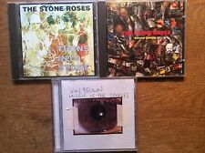 the Stone Roses [3 CD Alben] Turns into Stone + Second Coming + Ian Brown Music