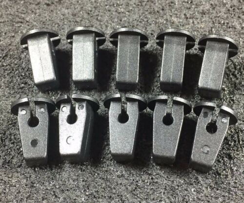 10 x Seat//Skoda guarnizioni in plastica//Dado di Bloccaggio g469