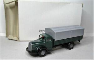 Wiking-1-87-Mercedes-Benz-L-6600-tablillas-camiones-OVP-859-01-kieferngrun