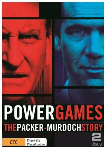 1 of 1 - Power Games (DVD, 2-Disc Set) NEW