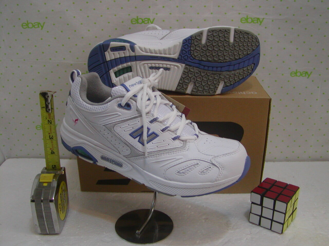 WW845WB New Balance womens' durable, comfort quality, athletic walking shoe