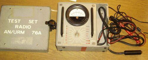 Radio Test Set AN//URM 76A