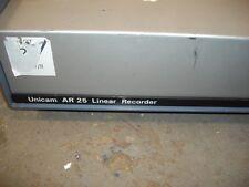 UNICAM AR25 lineal Grabadora #F265