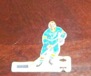 Saint-Louis-Blues-tin-Player-1960-039-s-70-039-s-table-top-hockey