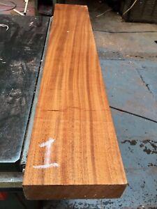 Khaya Mahogany 50mm Lumber/Boards/Kiln dried - Hardwood/Planks/African Mahogany