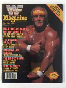 WWF-Magazine-1988-October-Hulk-Hogan-Takes-On-The-World-Hulkster-Hulkamania-WWE