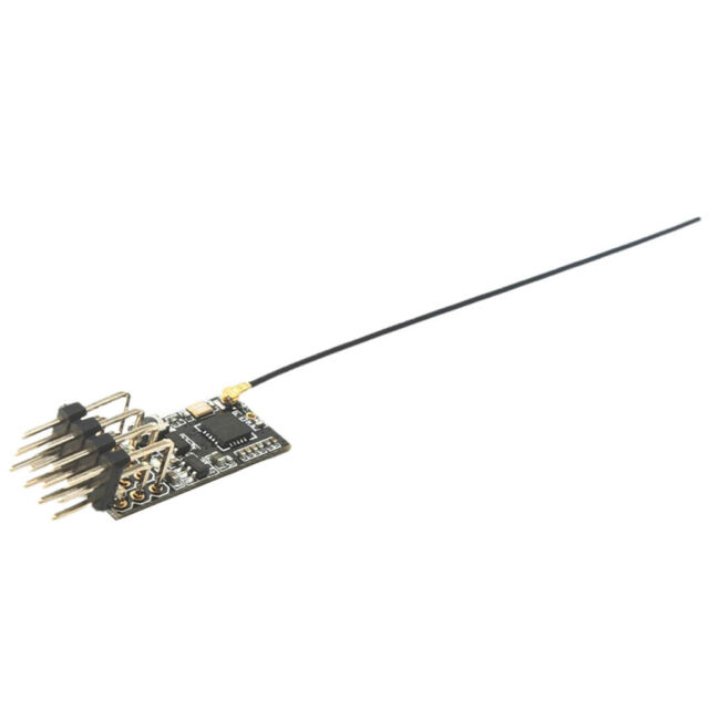 For FS2A 4CH AFHDS Mini Compatible Receiver PWM Output for Flysky i6 i6X