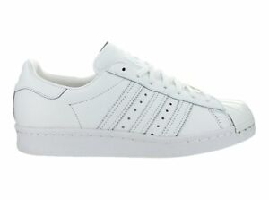 ed01596d6b8ef Image is loading Womens-Adidas-Superstar-80s-Metal-Toe-White-Core-