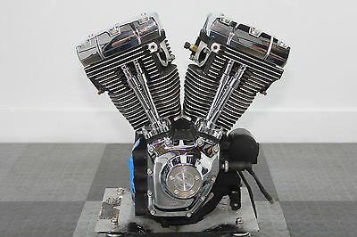 10 Harley FL Twin Cam 96 1584 Engine Motor Run&Drive GUARANTEED *EFI