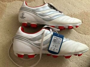 sports shoes 03a67 7902b Image is loading Rare-Vintage-Adidas-Predator-Incission-Champions-League- Edition-