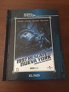 1997-RESCATE-EN-NUEVA-YORK-LIBRO-52-PAGS-DVD-EL-PAIS-CINE-CIENCIA-FICCION