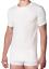 miniature 2 - 3-maglia-intima-uomo-100-lana-e-cotone-mezza-manica-girocollo-o-scollo-a-punta