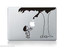 "Tree Apple Macbook Pro Retina 13"" Mac Sticker Decal Skin Vinyl Cover For Laptop"
