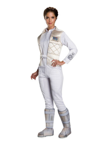 Star Wars Adult Costume Classic Princess Leia Hoth Suit