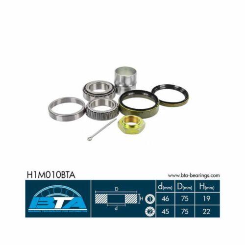 Radlagersatz BTA H1M010BTA
