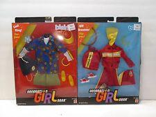 NIB BARBIE DOLL FASHION 1999 GENERATION GIRL GEAR TORI & BLAINE