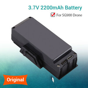 Original 3 7V 2200mAh Battery Toys Replacement For SG900