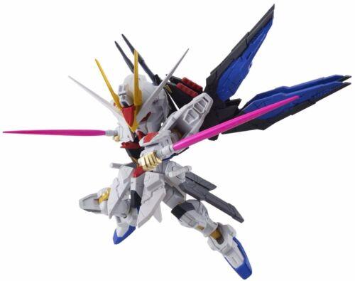 NXEDGE STYLE NX-0001 MS UNIT Gundam SEED STRIKE FREEDOM GUNDAM Figure BANDAI NEW