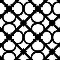 Stencil Design hand Forged - Craft Template - By Cutting Edge Stencils