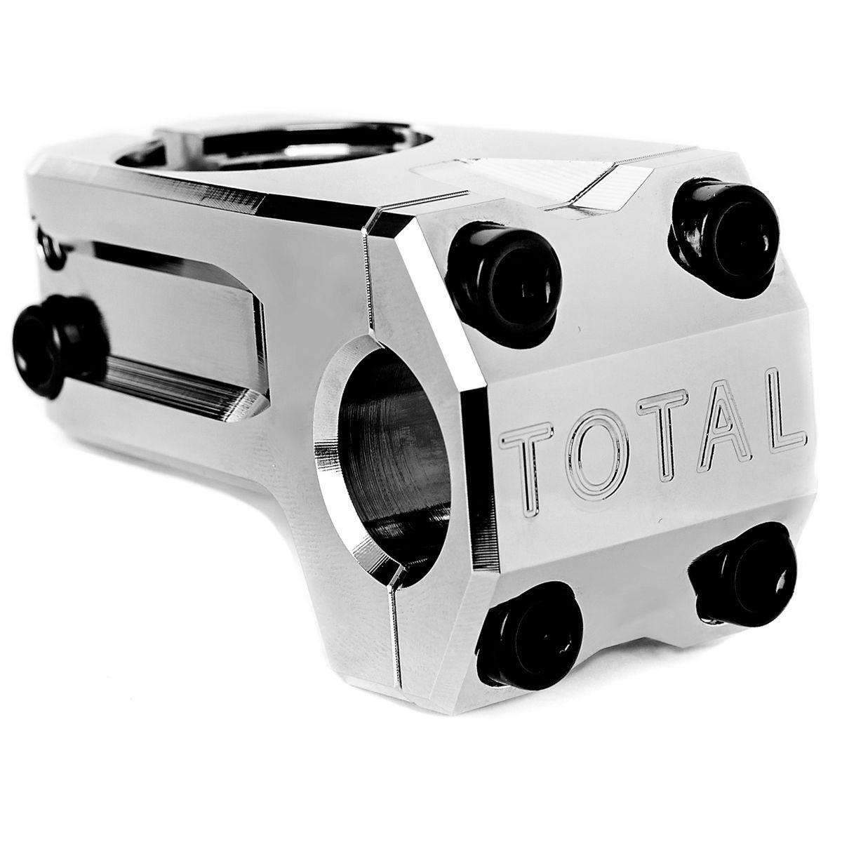 Total BMX Front Loader Team Stem - Polished - SALE