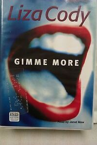 Gimme-More-by-Liza-Cody-Unabridged-Cassette-Audiobook-L1