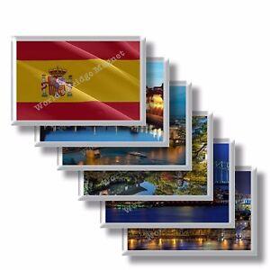 ES - Spagna- frigo calamite frigorifero magneti fridge magnet Kühlschrankmagnet