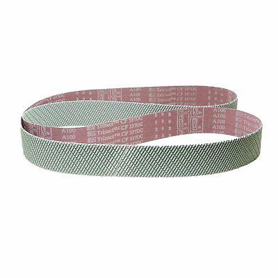 3M Trizact 337DC CF Gewebe Schleifband Schleifbänder 50x1020 mm Korn wählbar