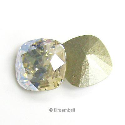 SWAROVSKI Crystal Element 4470 SQUARE CABOCHON FANCY STONE Variable Color / Size