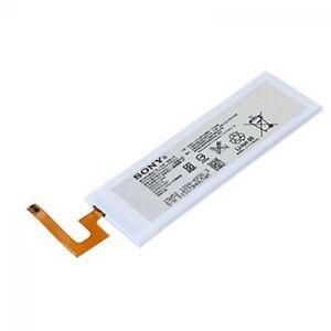 Sony-Ericsson-Batteria-originale-1294-4936-per-XPERIA-M5-DUAL-E5603-E5606-Pila