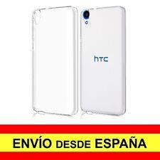 Funda Silicona HTC DESIRE 820 Carcasa Transparente Protector TPU a2225