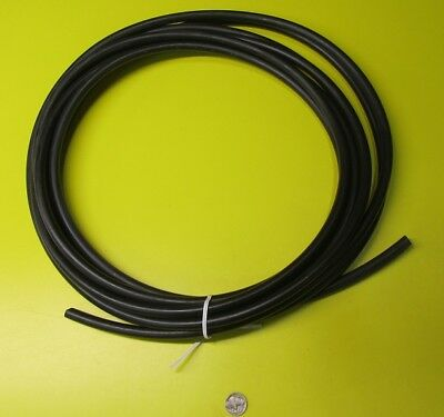"Neoprene Coiled Tubing 82A 3//8/"" OD x 3//16/"" ID x 3//32/"" Wall x 25 Feet"