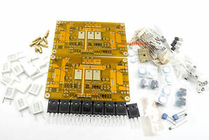 One-Pair-PASS-A3-Single-ended-Class-A-Amplifier-Kit-30W-30W