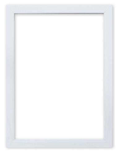 White Gloss Colour Range Picture Frame Photo Frame Poster Frame A3 ...
