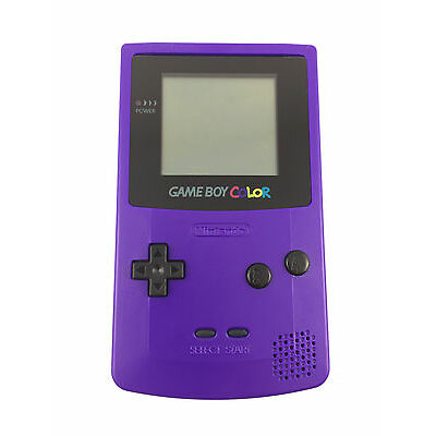 NINTENDO GAME BOY COLOR GBC Gameboy Colour in 14 Colours FULLY REFURBISHED