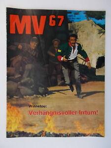 MV-67-Comix-Mickyvision-Heft-15-1967-Ehapa-Comic-Z-2