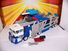 Transformers Robots In Disguise Ultra Magnus Super Class Hasbro 2001