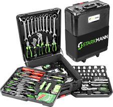 STARKMANN Blackline 399tlg Werkzeugkoffer
