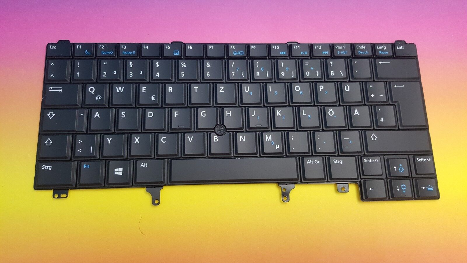 New For Dell Latitude E6420 E6430 E6440 xt3 Keyboard no Backlit Croatian Slovene