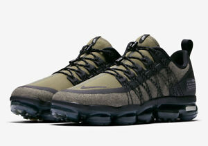 a27f4b35fc Nike Air Vapormax Flyknit Run Utility Medium Olive Reflect Silver ...